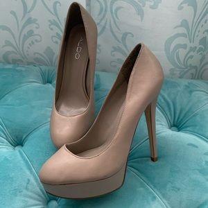 🌸2/$35- Classic Sexy Aldo Heels *New*
